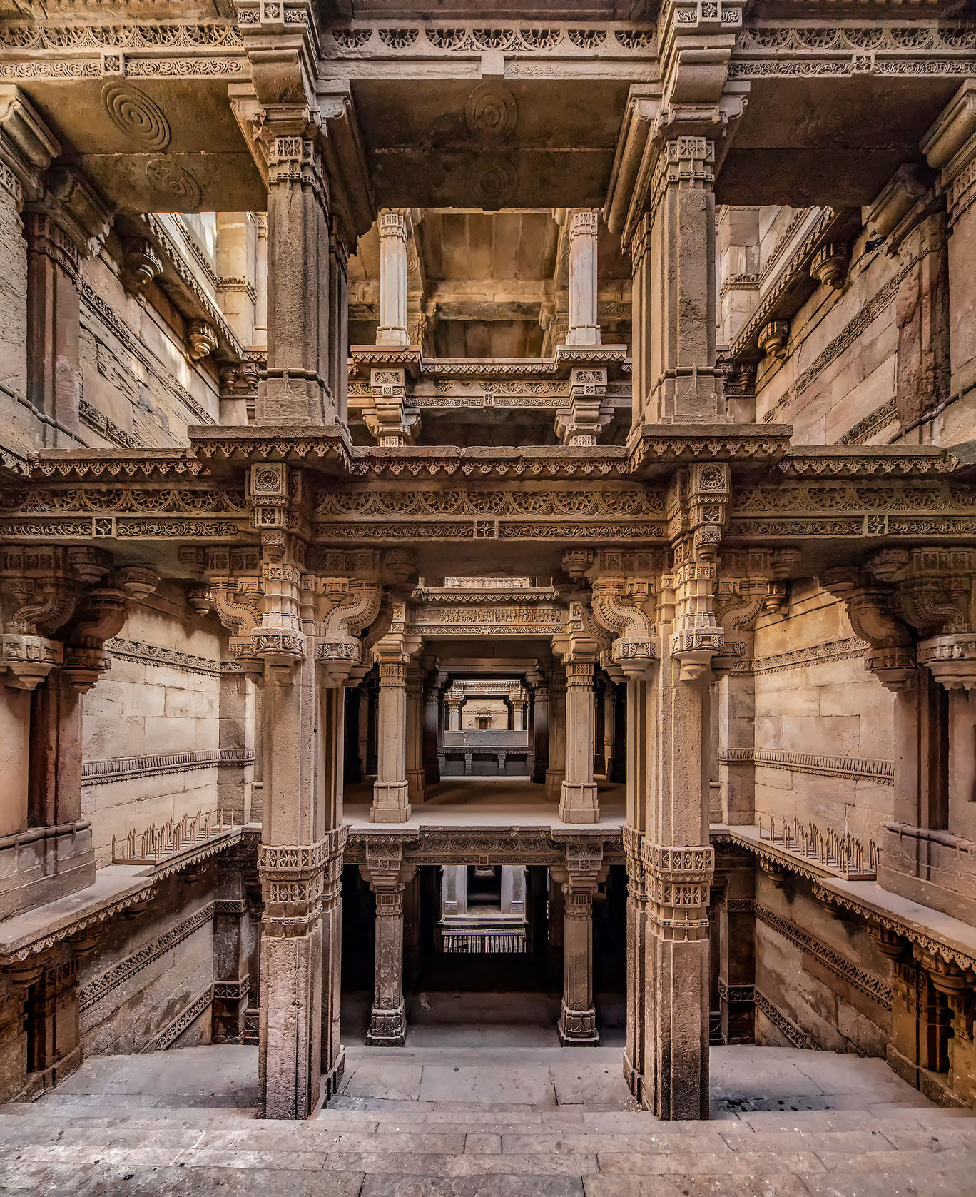 Photo of The Adalaj Stepwell By Anup Gandhe