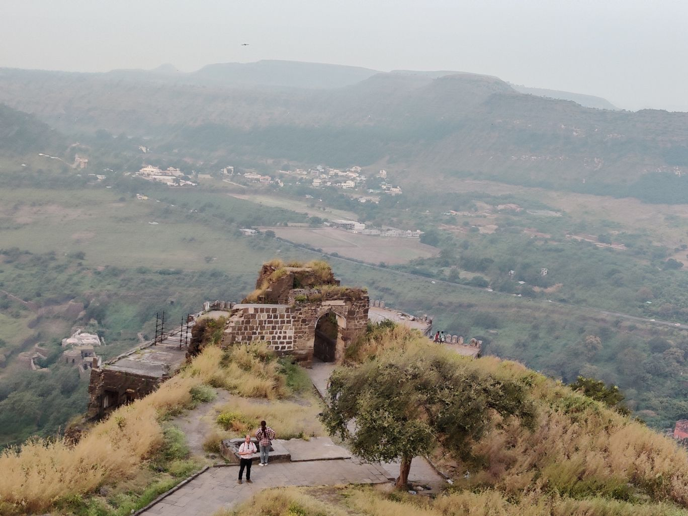 Photo of Daulatabad Fort By Deeksha Saxena