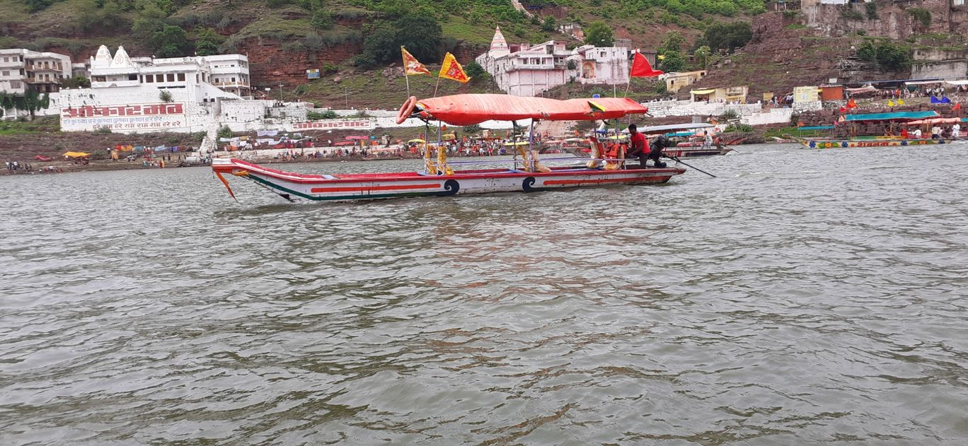 Photo of Omkareshwar By Dilip Rathore