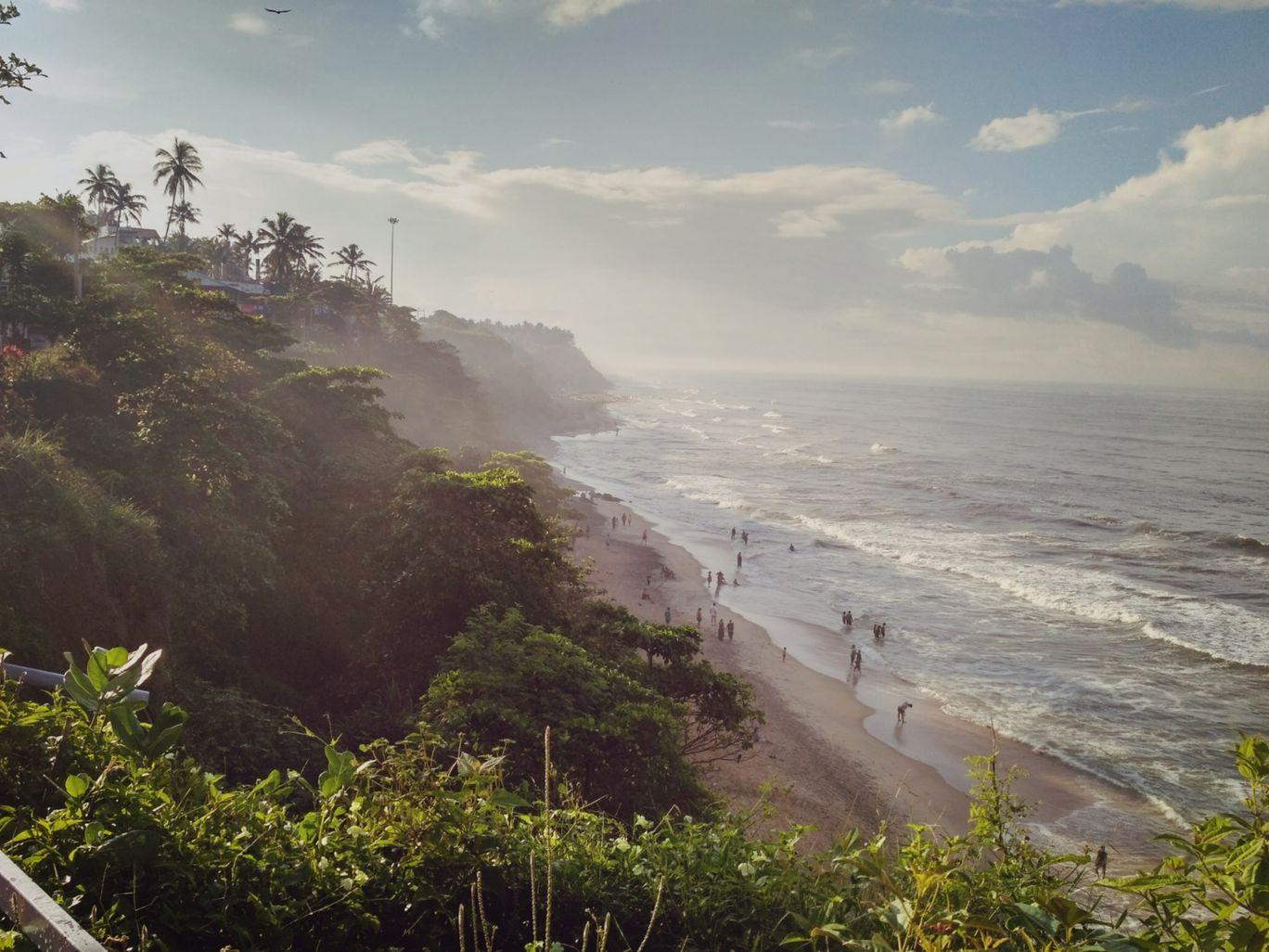 Photo of Varkala cliff By Aman Jain