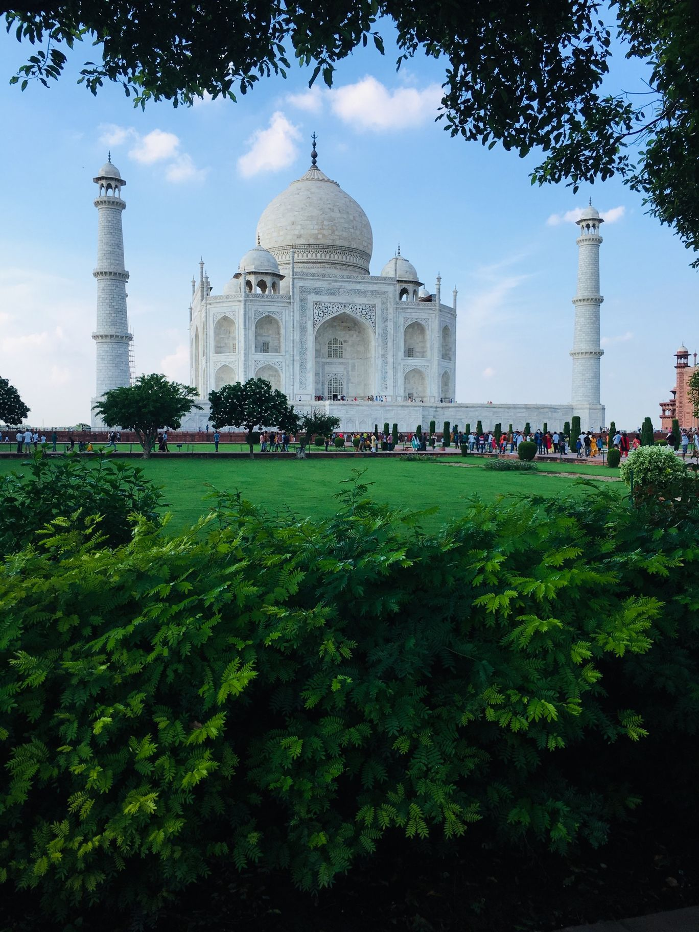 Photo of Agra By Deeps Ptr