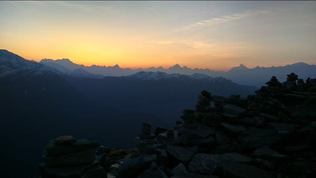Photo of Chopta Tungnath Chandrashila Trekking By Aaditya Rao