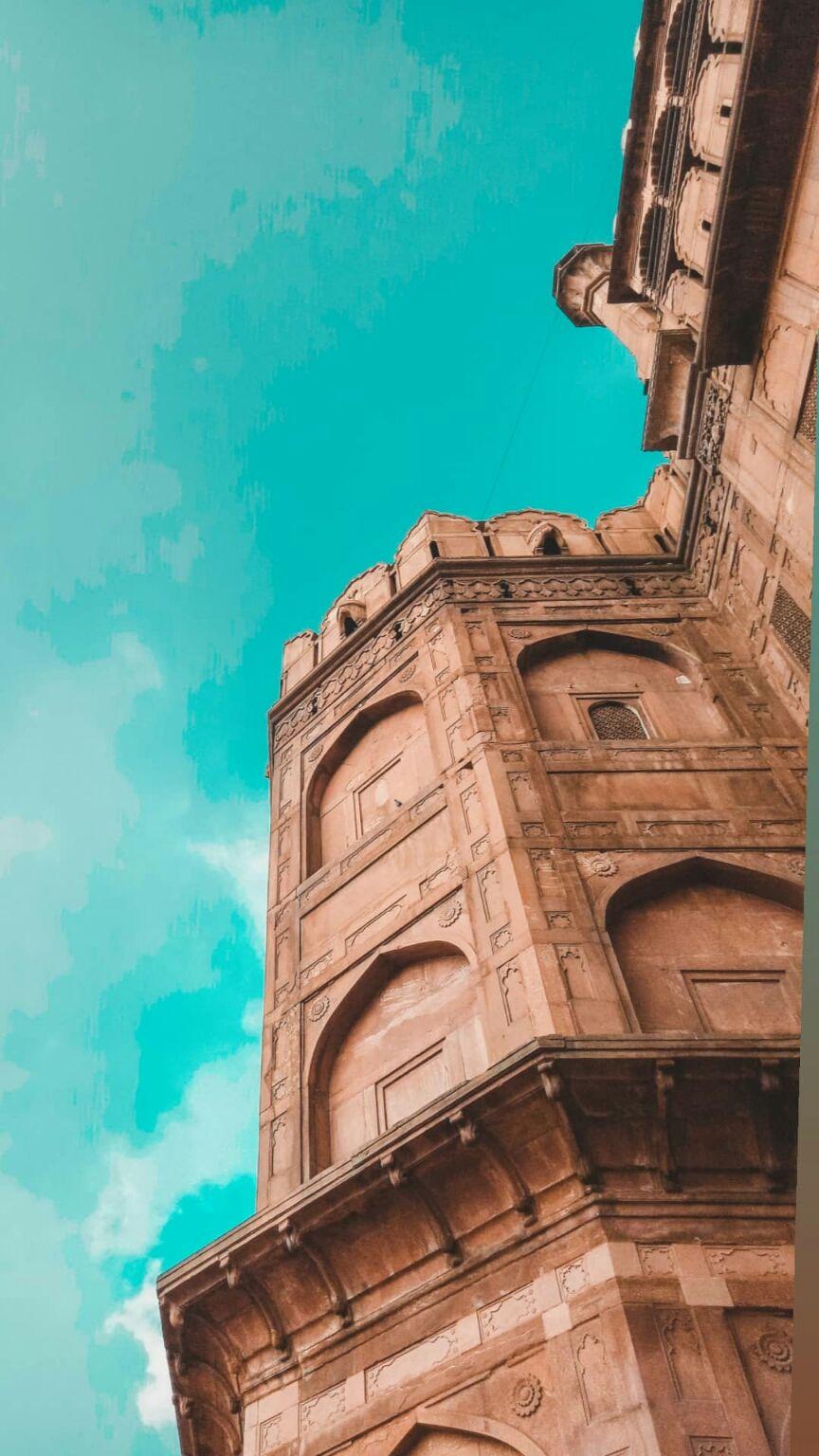 Photo of Red Fort By EKLOVYA RJ