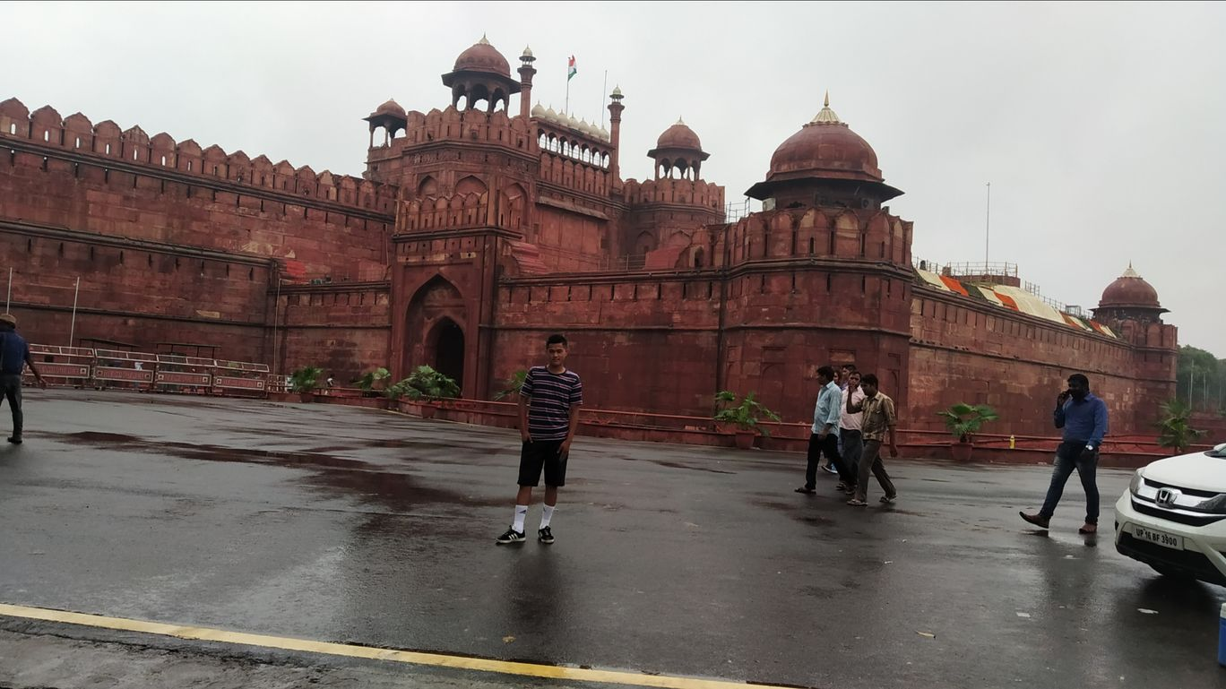 Photo of Red Fort By Andrew Hffty Ho Gbbf