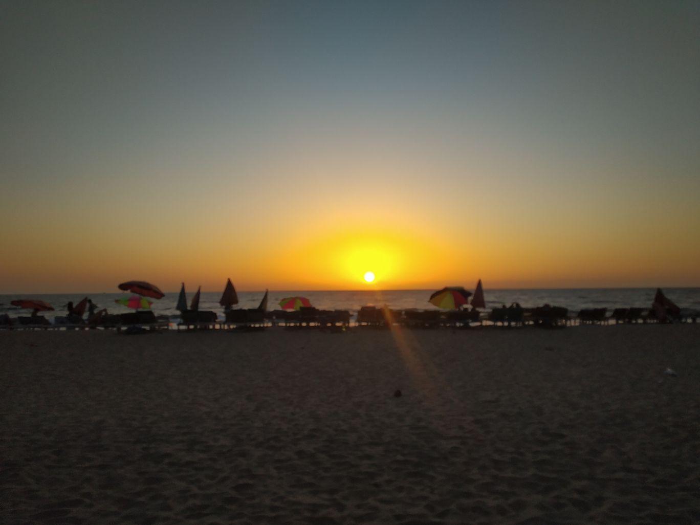 Photo of Arambol Beach By Amit Backpacker