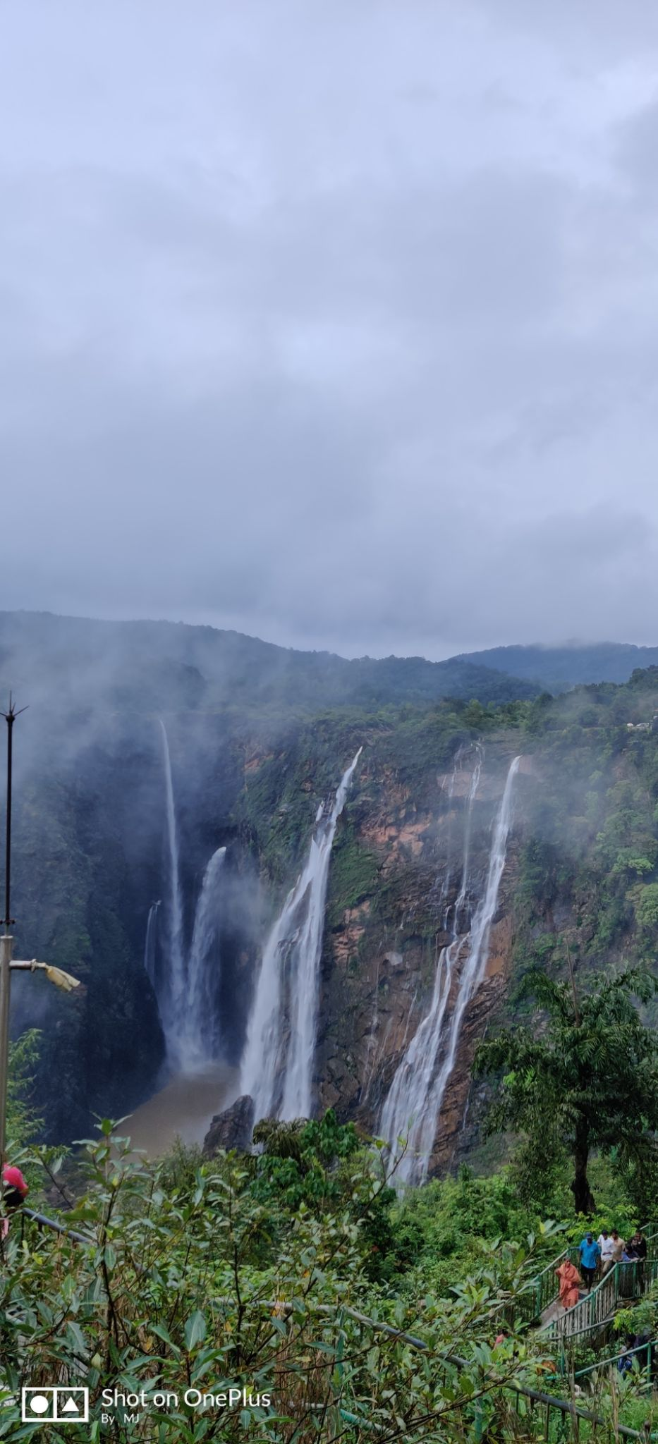 Photo of Jog Falls By Prince Jillu