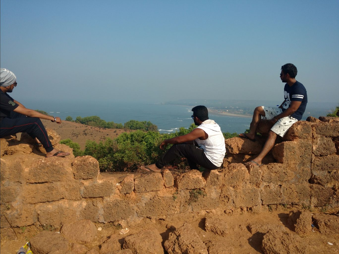 Photo of Chapora Fort By One For The Soul