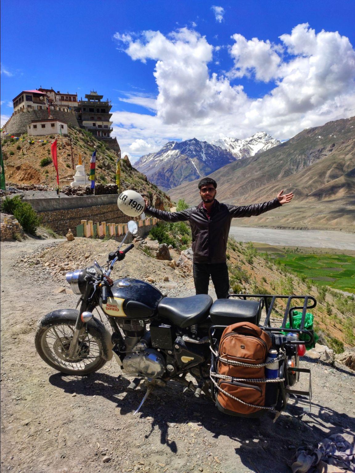 Photo of Spiti Valley Trip By Vishal Jamwal