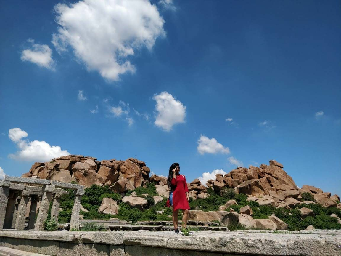 Photo of Hampi By Anu Agrawal