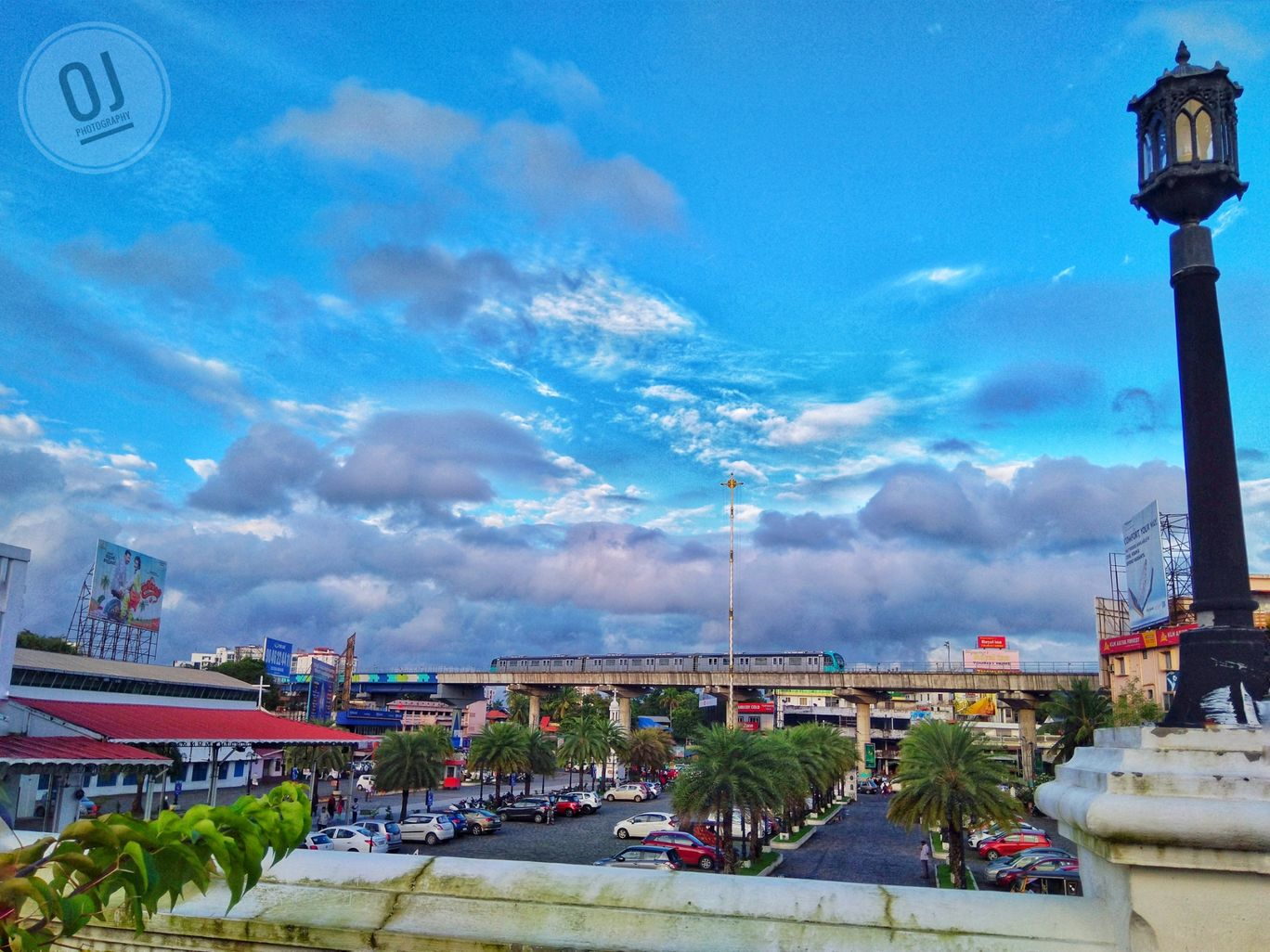 Photo of Edappally Metro Station By JOBIT OJ