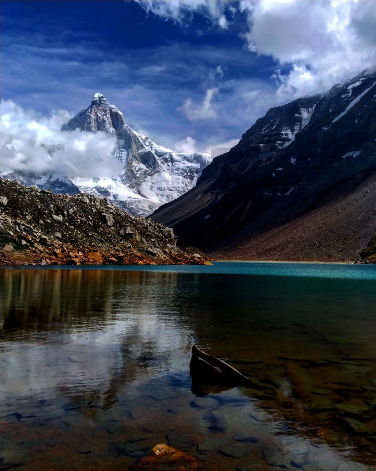 Photo of Kedartal By Mountaineer Kavi Thapa