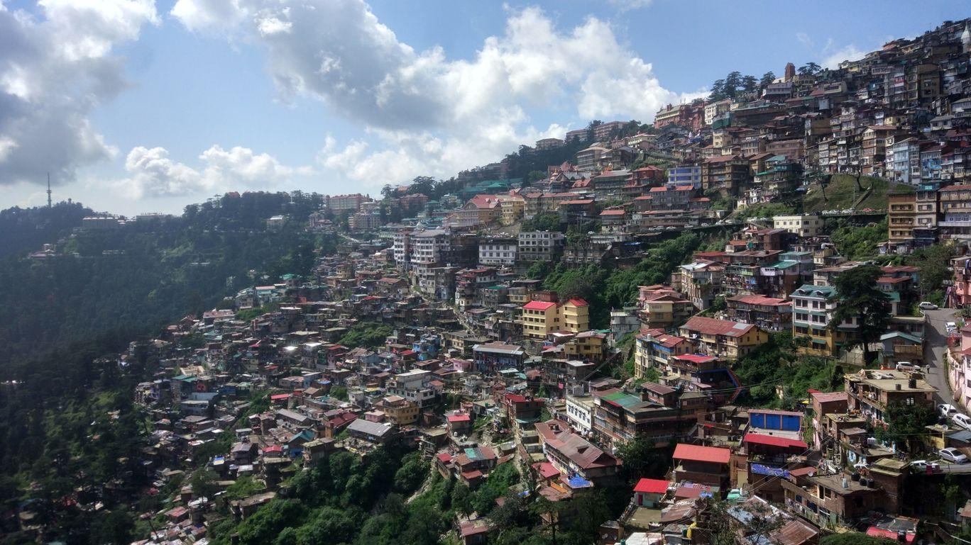 Photo of Shimla By Akash Yadav