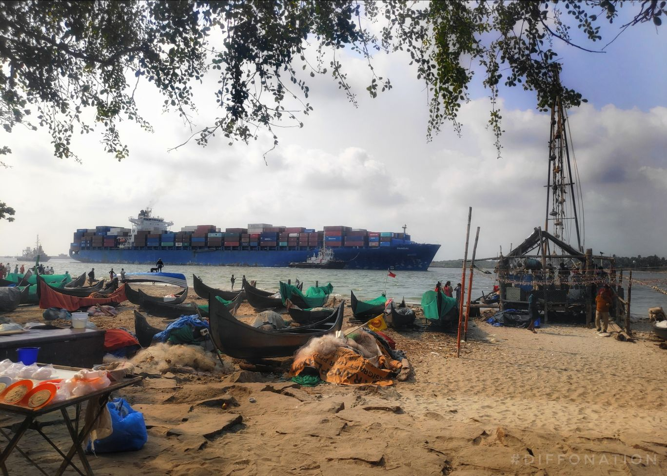 Photo of Fort Kochi Beach By Diffo 13
