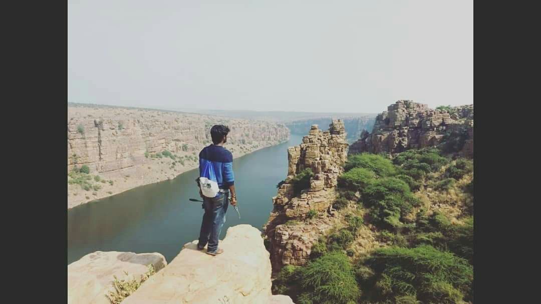 Photo of Gandikota Fort By Vignesh Rock