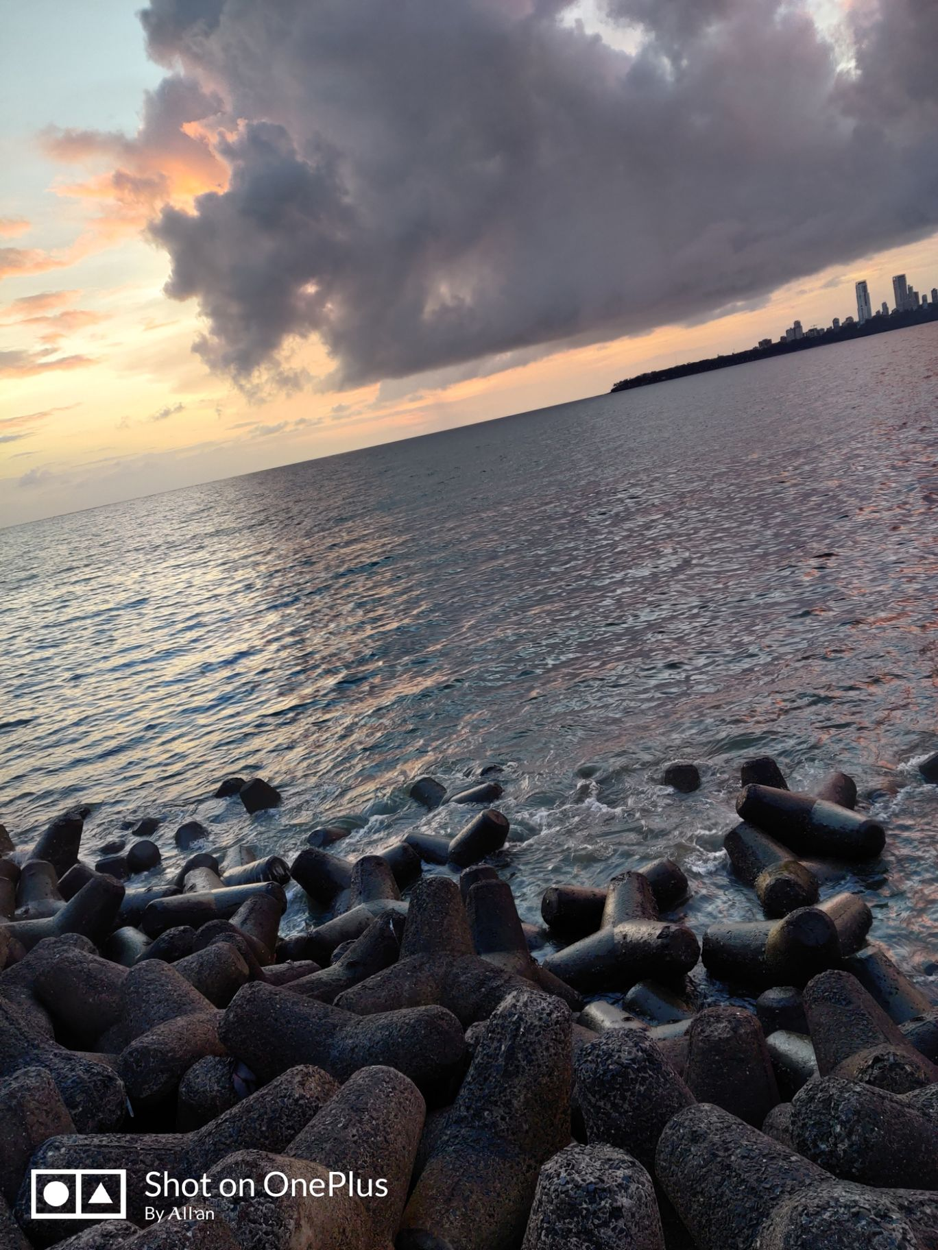 Photo of Marine Drive By Allan