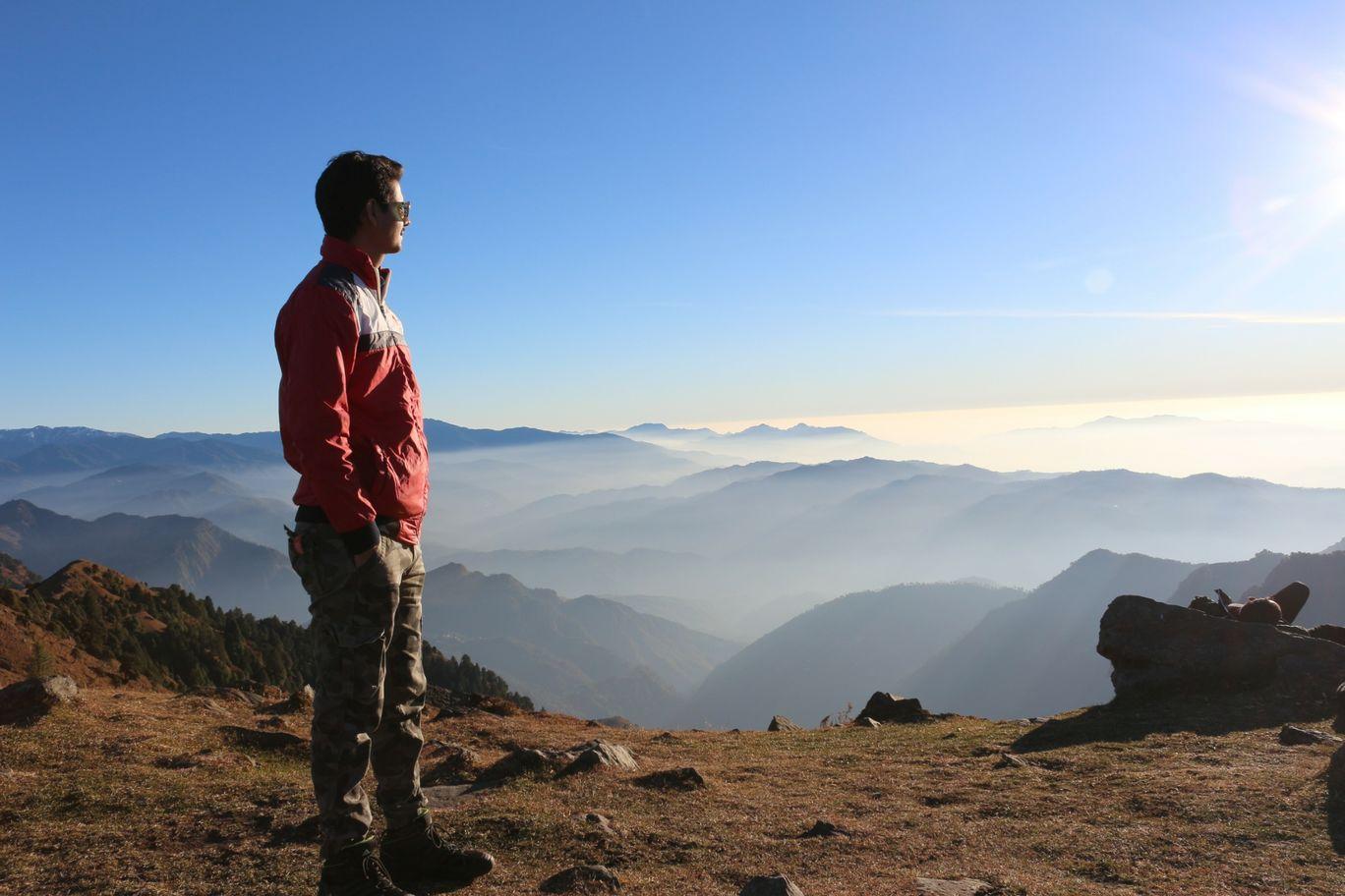Photo of Prashar Lake Trekking and Camping By Er Amandeep Pathania