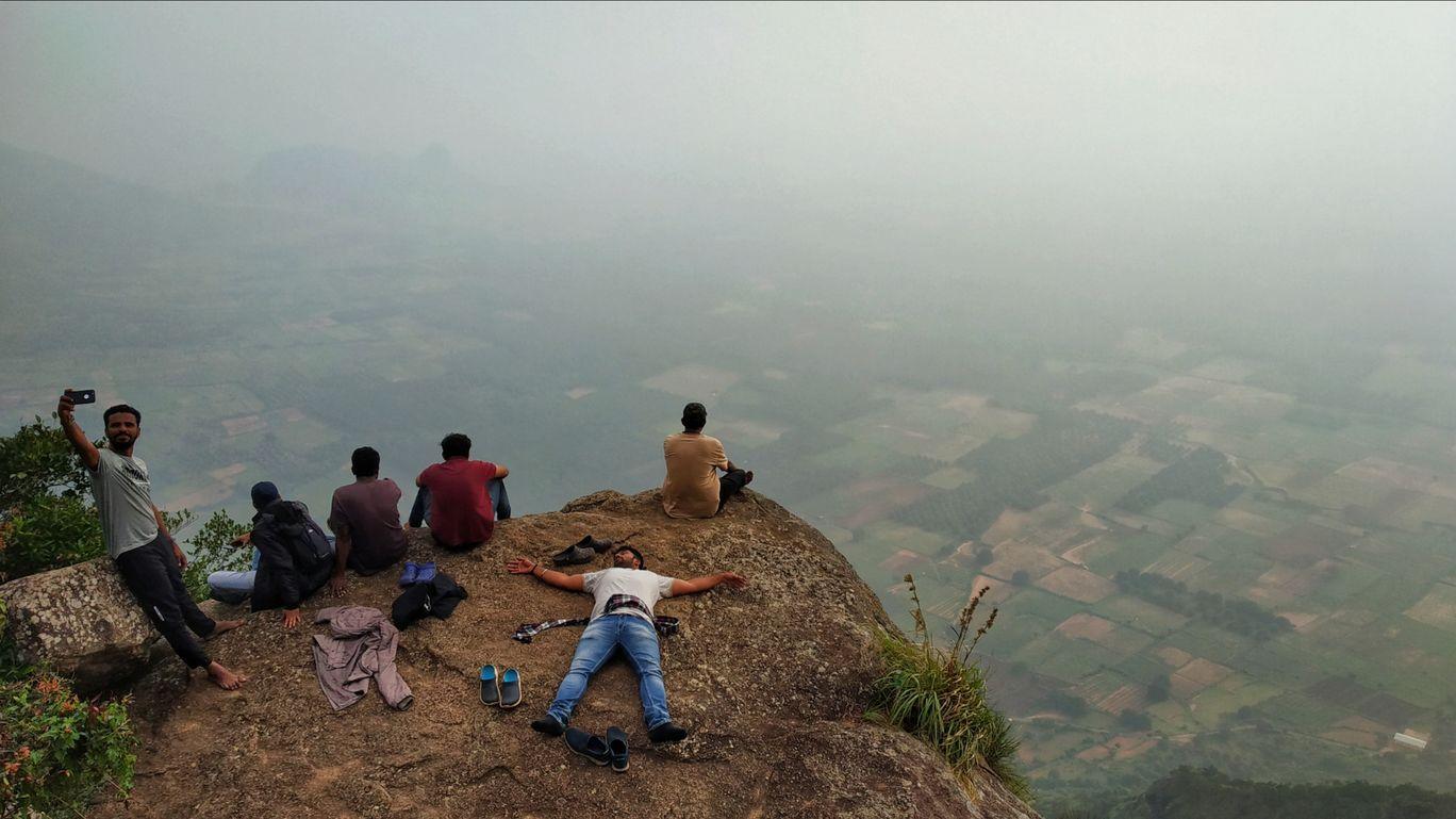 Photo of Ramakkalmedu By Sooraj K Babu