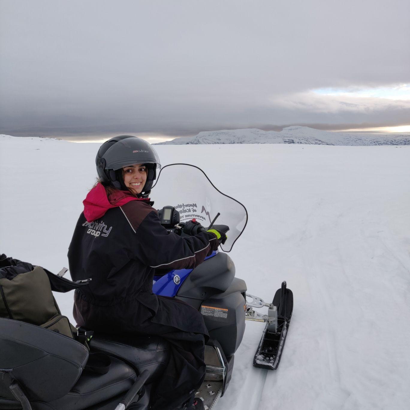 Photo of Iceland By Jinali Sutariya