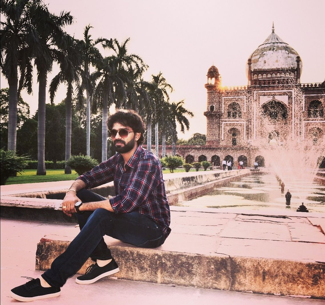 Photo of Safdarjung Tomb By Dr-Vishal Saxena