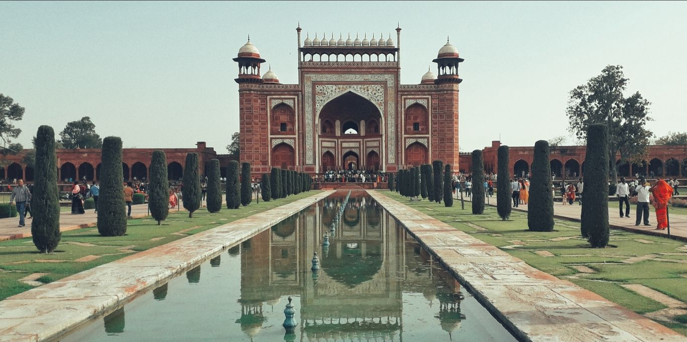 Photo of Agra By Amit Pandey