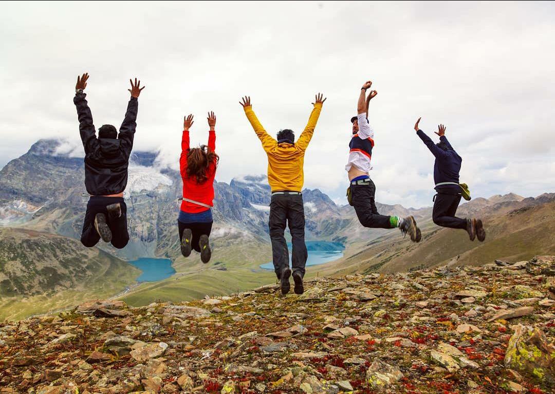 Photo of Kashmir Great Lakes Trek By Anik Sen