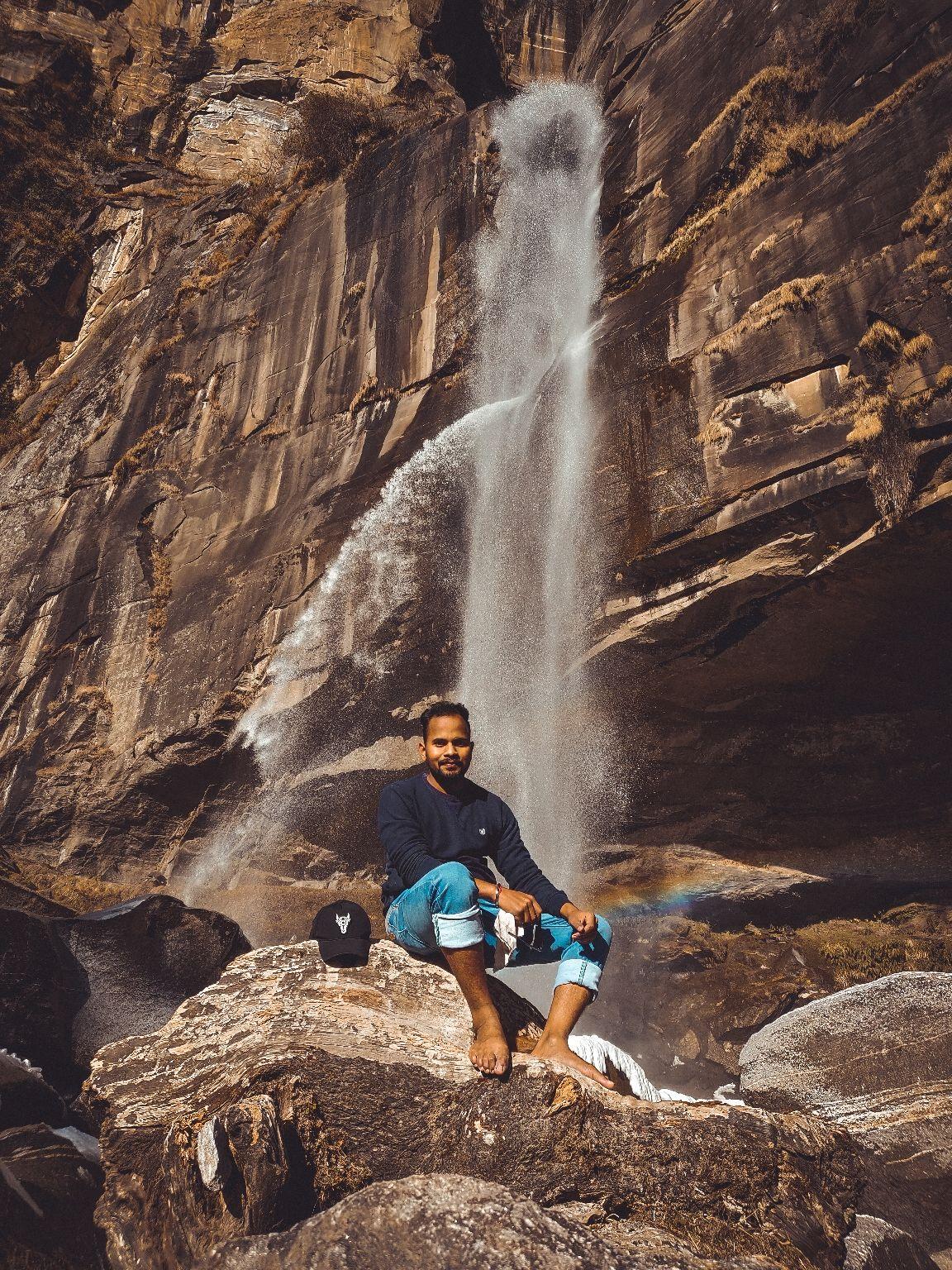 Photo of Jogini Falls By Sachin Tanwar