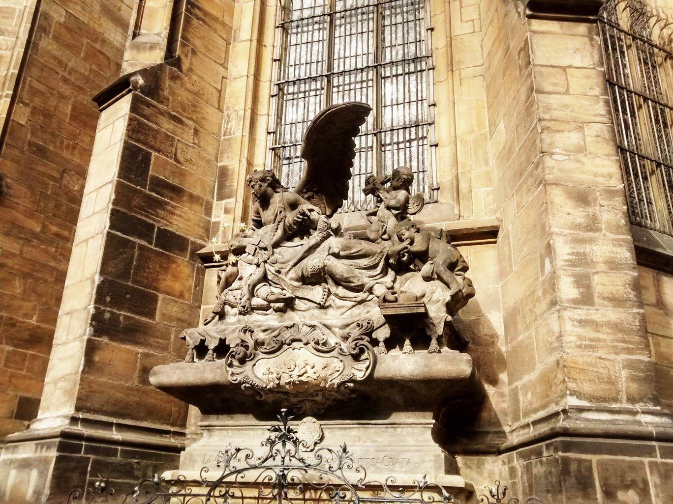 Photo of Prague Castle By Avijit Paul