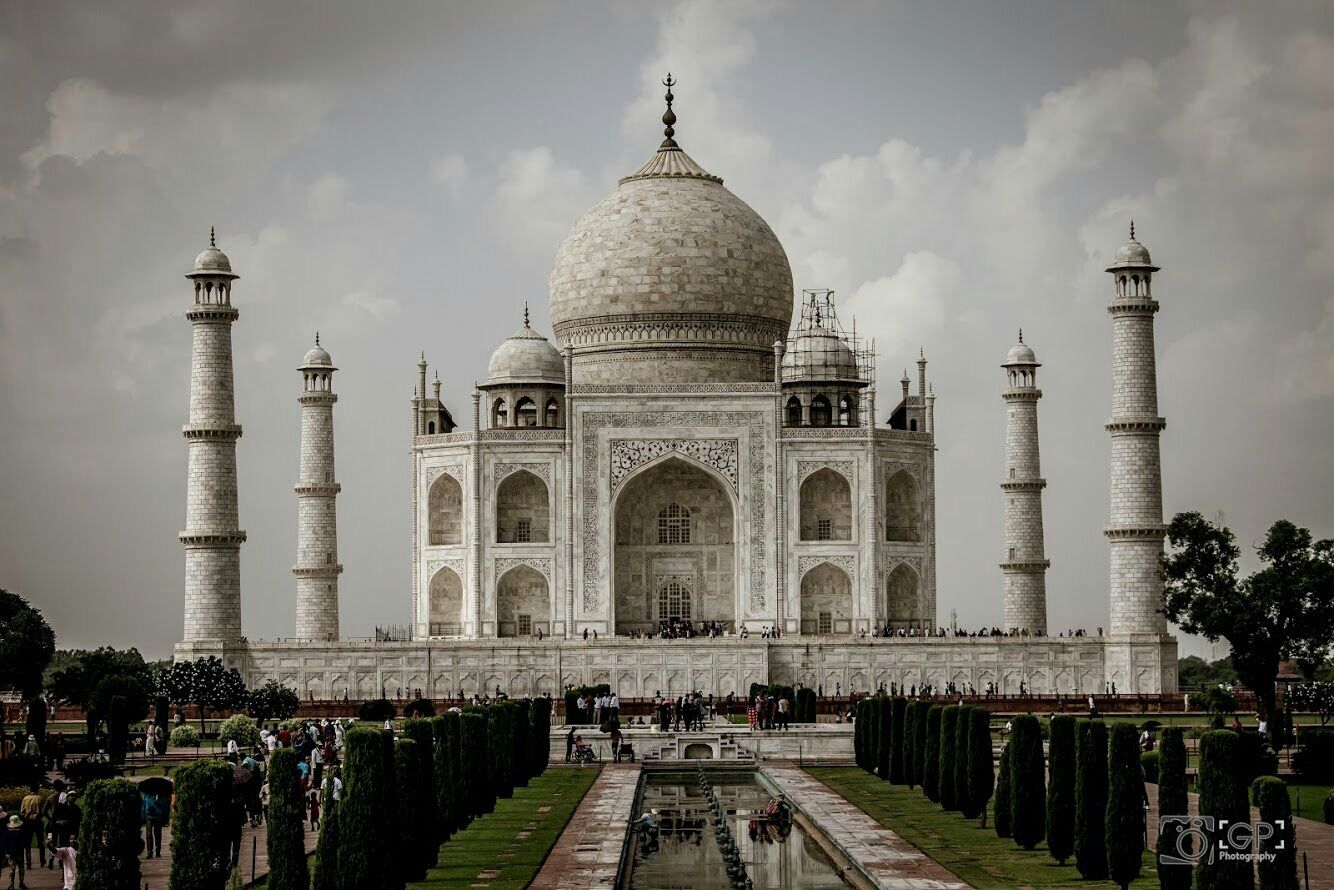 Photo of Agra By Grish Purbey