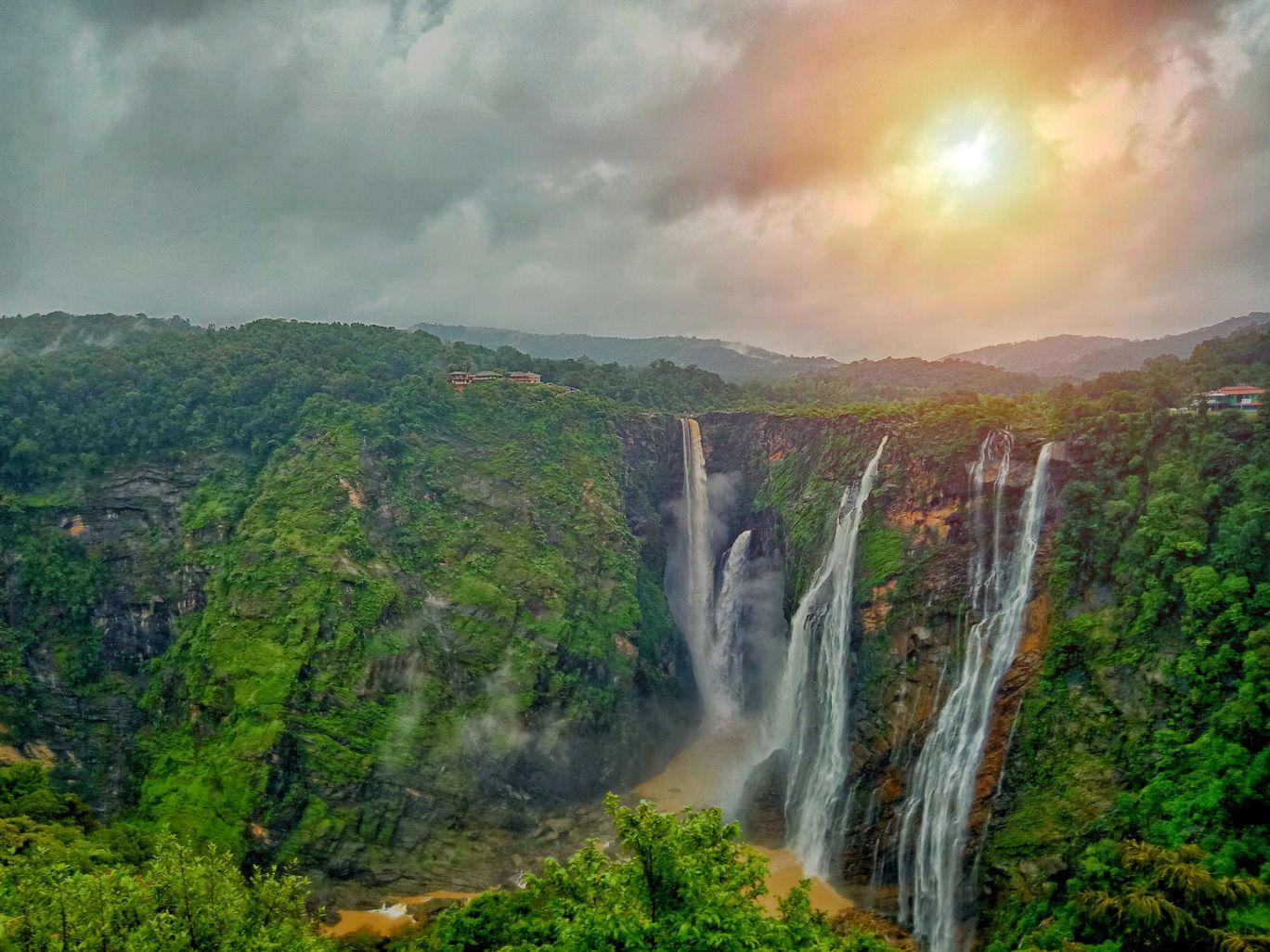 Photo of Jog Falls By Sreekanth Desai