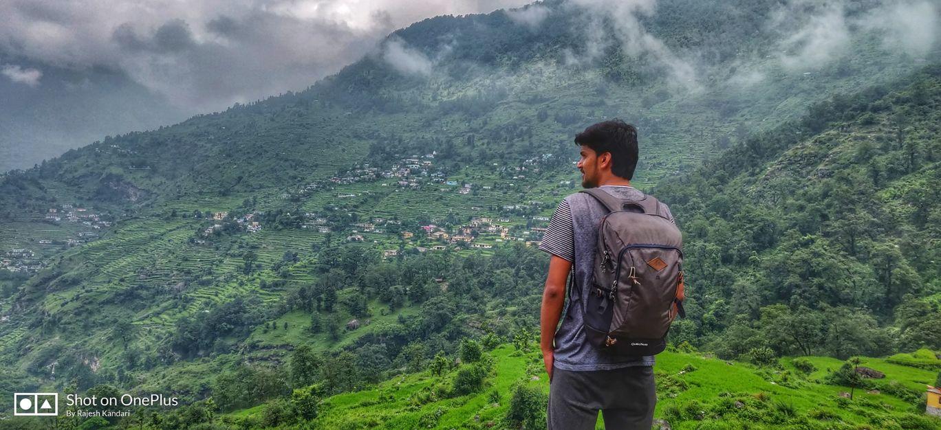 Photo of Rudranath By Rajesh Kandari