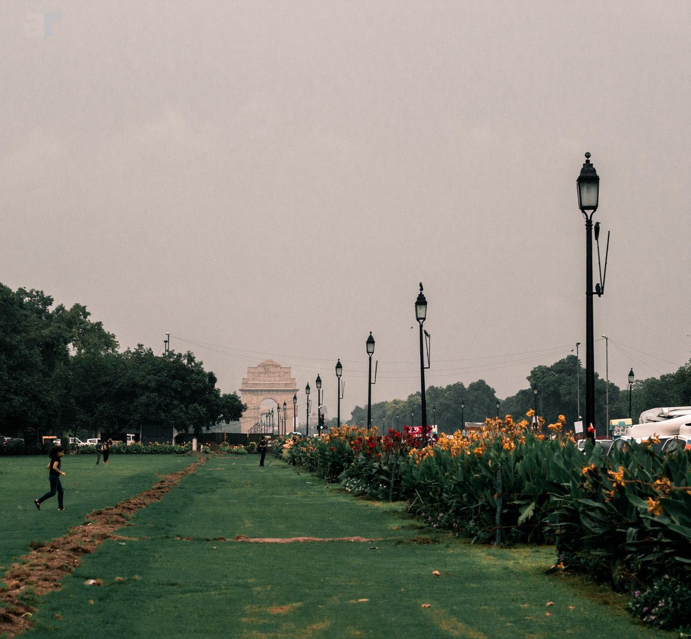 Photo of India Gate By Akshay Rawat