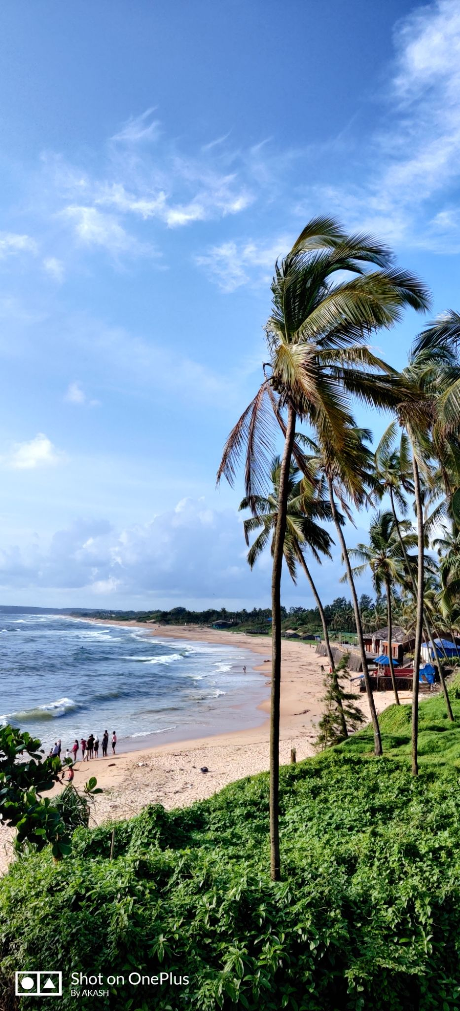 Photo of Sinquerium Beach Goa By kanhaiya chitrakar