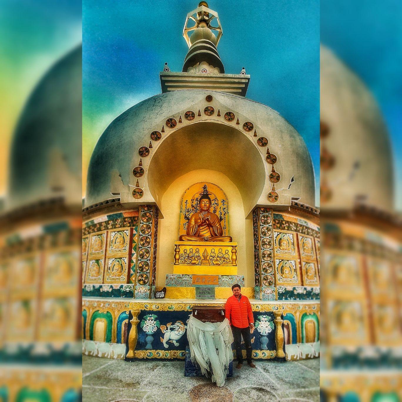 Photo of Shanti Stupa Road By Nish Dube