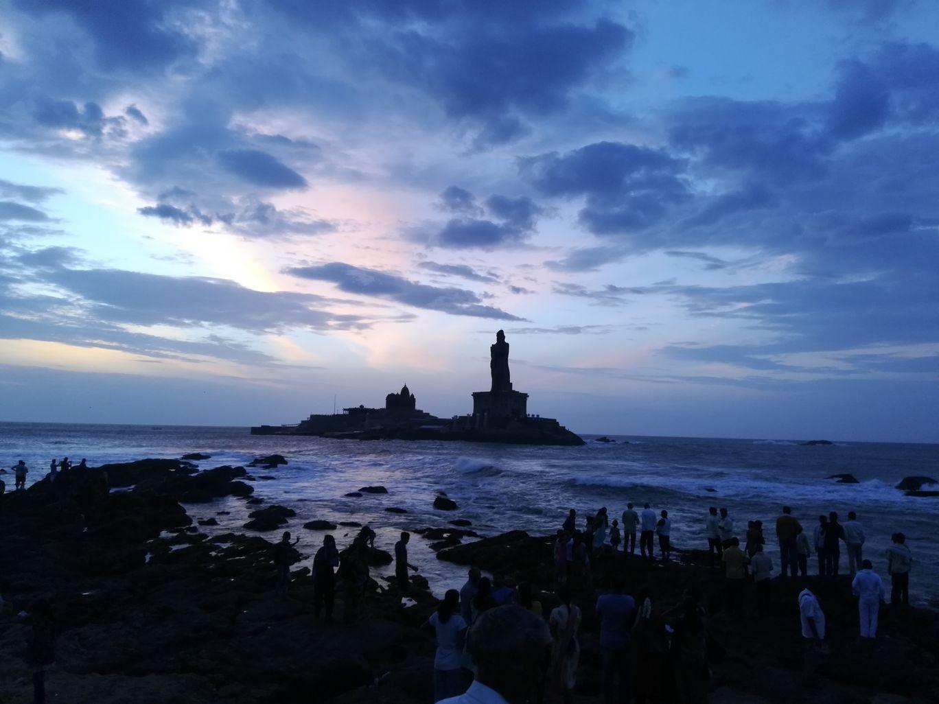 Photo of Kanyakumari By Hanuman More