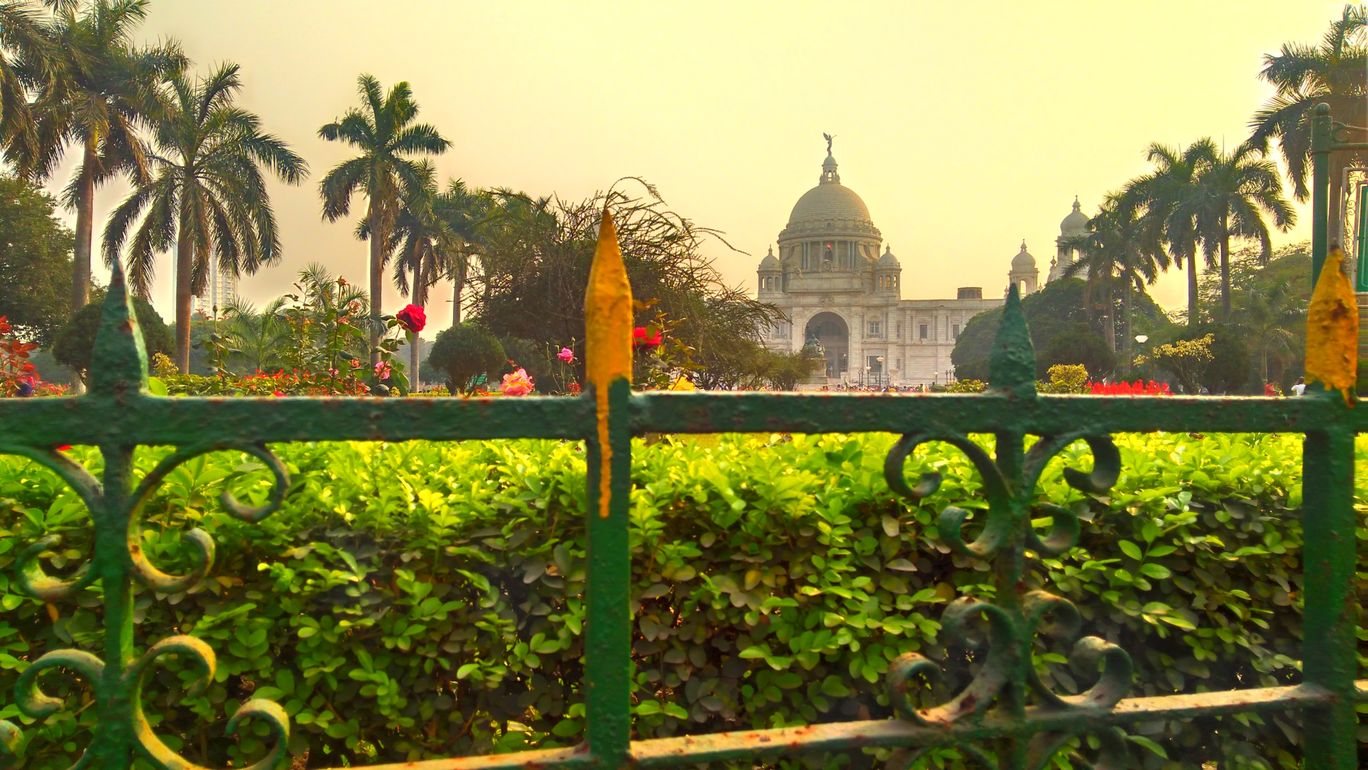 Photo of Victoria Memorial By rover