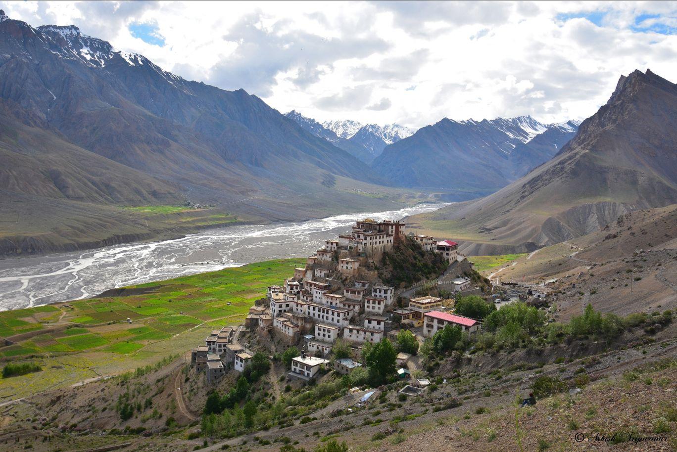 Photo of Spiti Valley Trip By Ashish Tripurwar