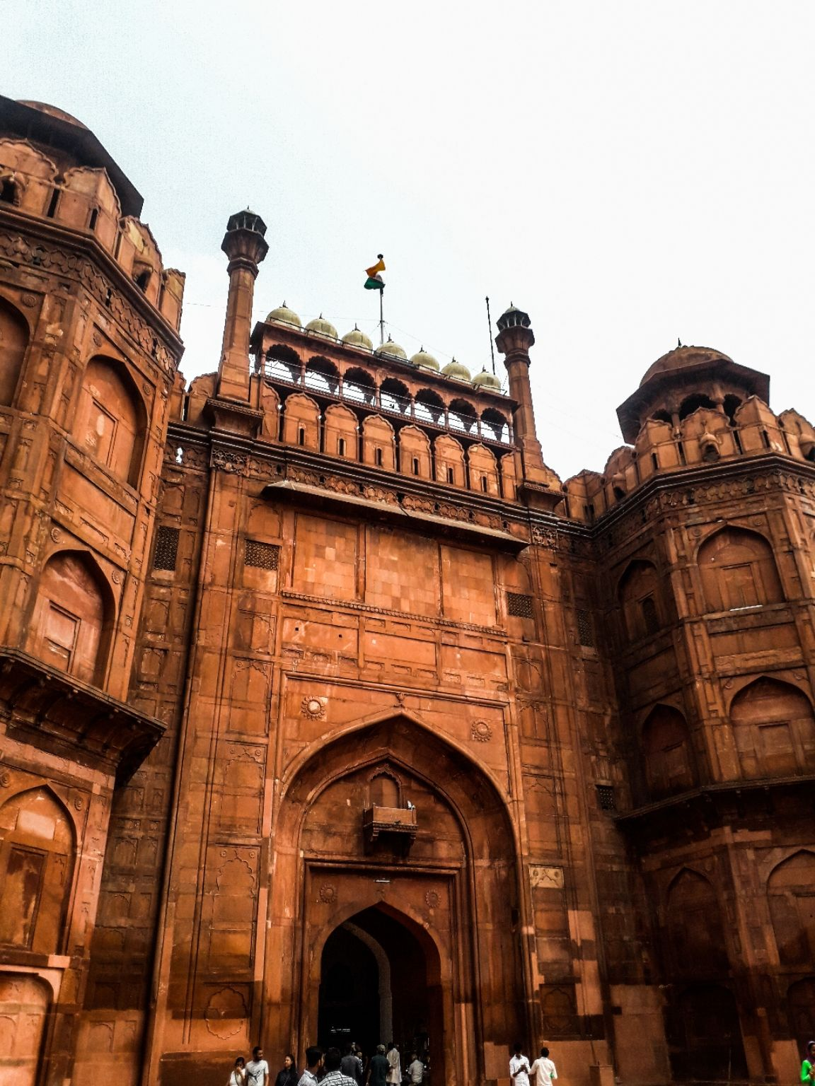 Photo of Red Fort By Krishna48_
