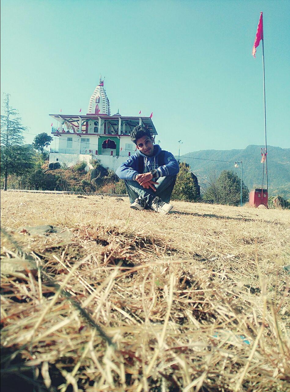 Photo of Nain Tunga Temple By Rohit Jamwal
