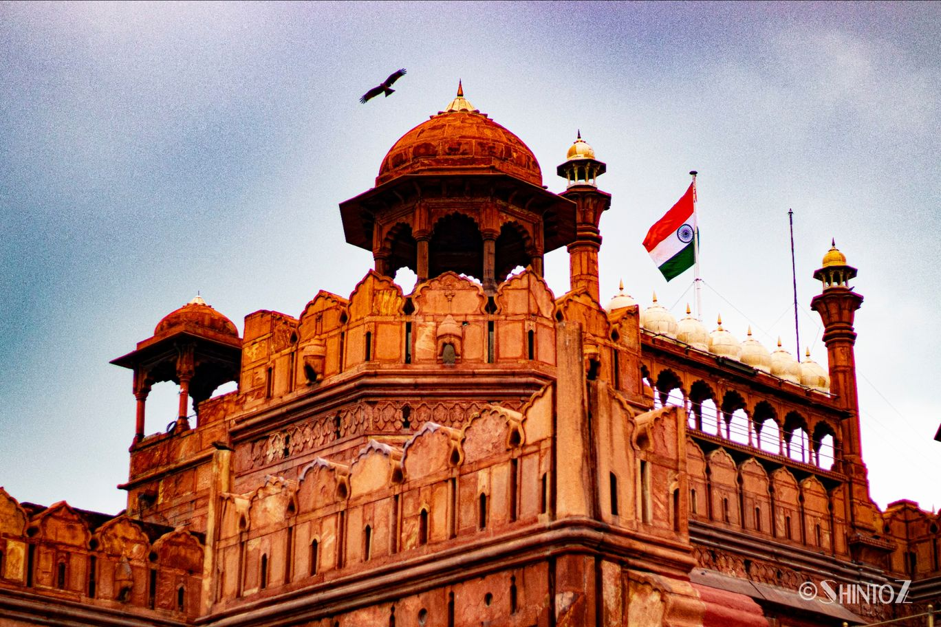 Photo of Delhi By shinto philip