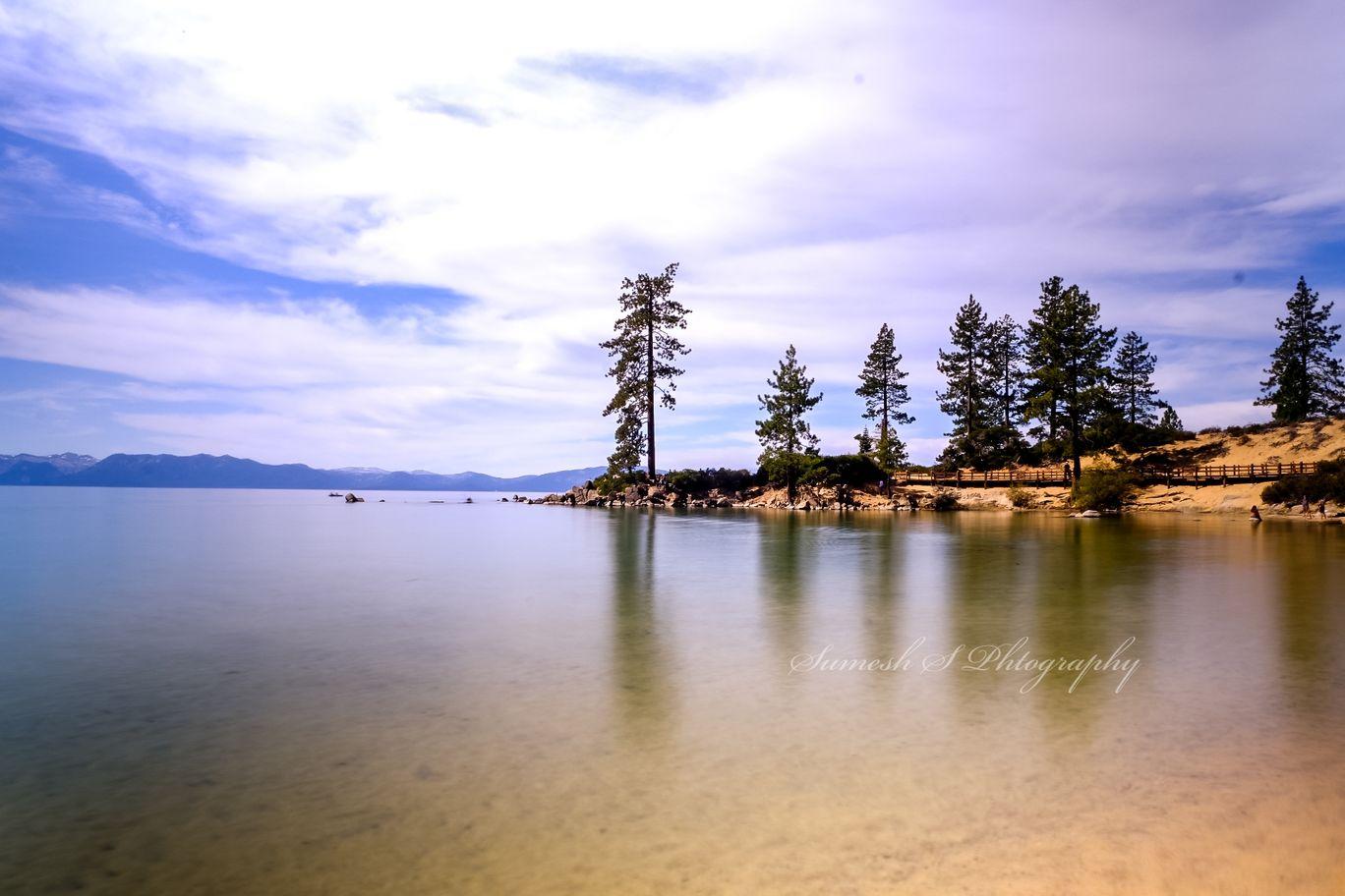 Photo of Lake Tahoe By Sumesh Sharma