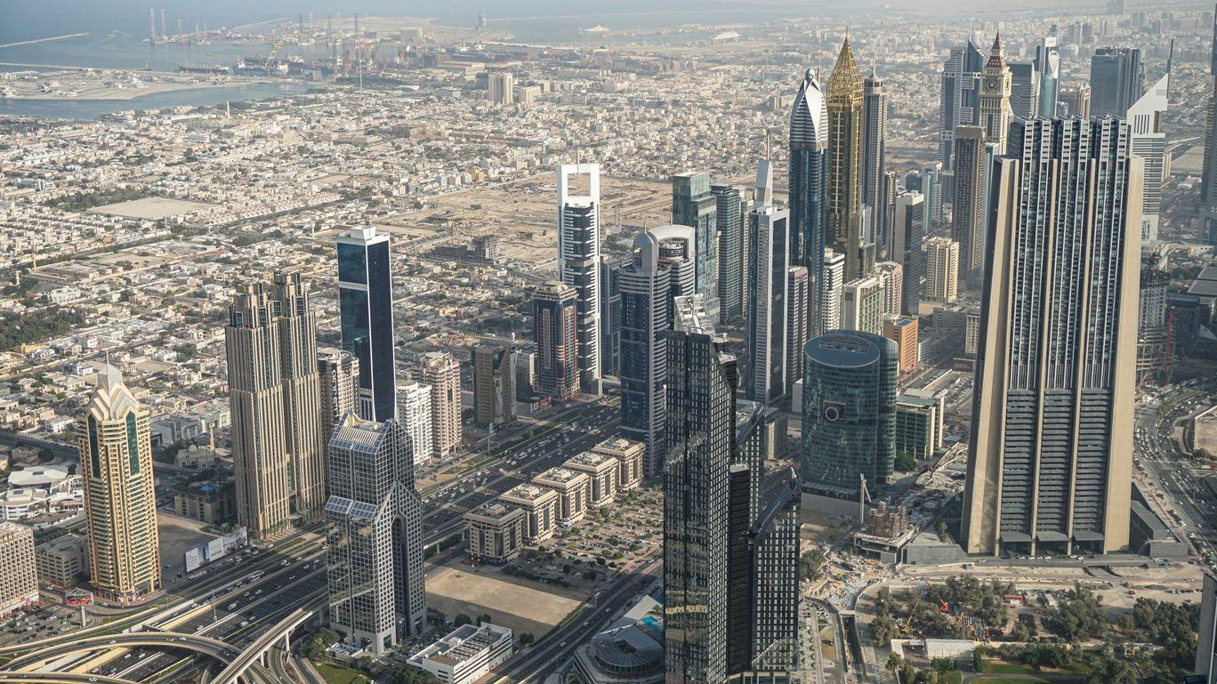 Photo of Dubai - United Arab Emirates By Ayush Arora
