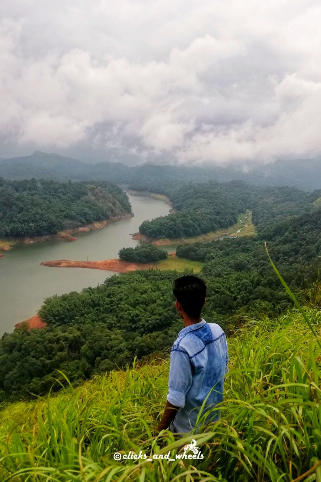 Photo of Kallimali View Point By Clicks and Wheels