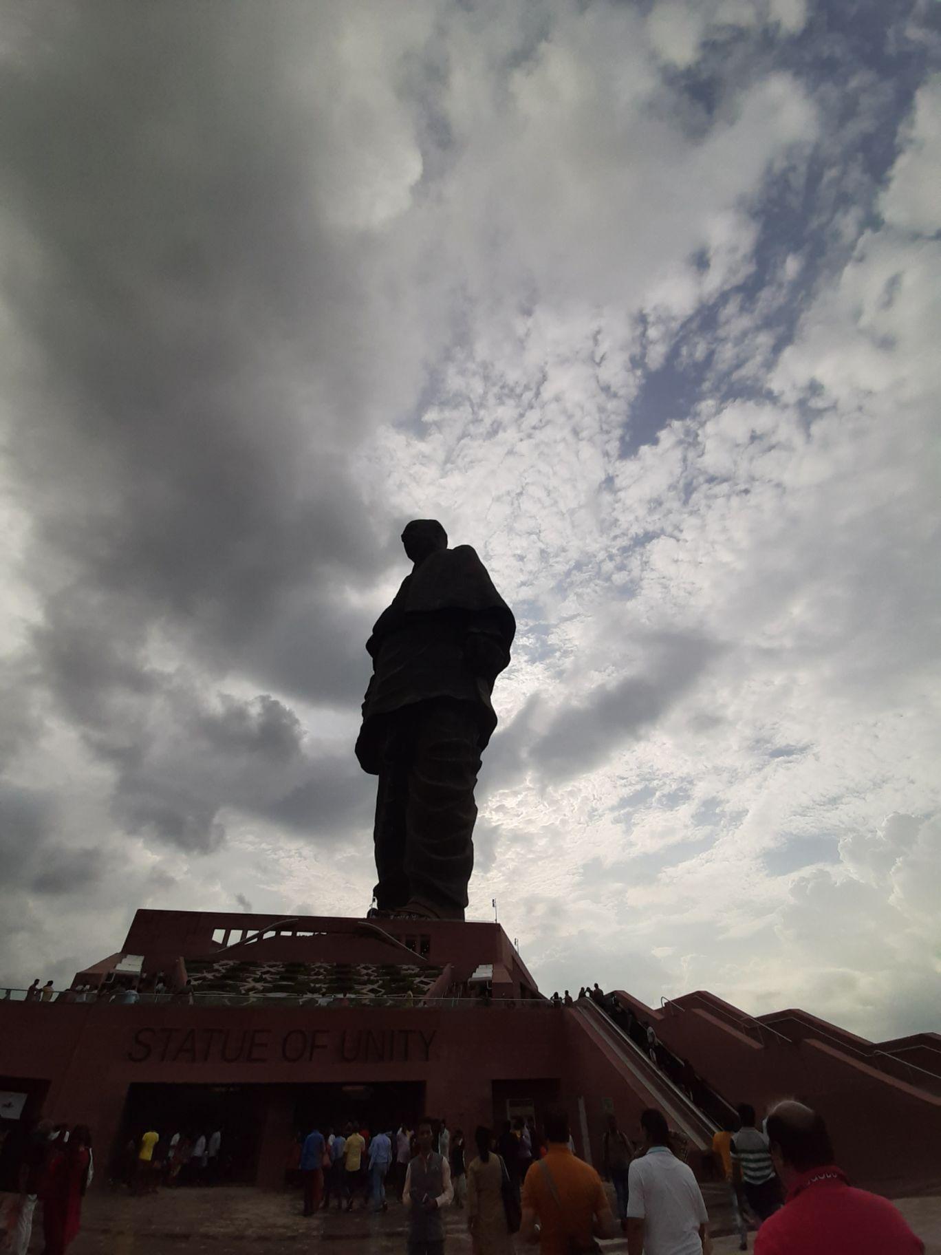 Photo of Statue of Unity (Sardar Vallabhai Patel's Statue) By PANKTI PANDYA