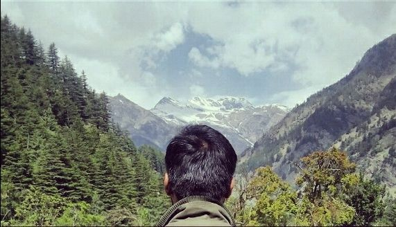 Photo of Gangotri Glacier By Bhrmer Sahney