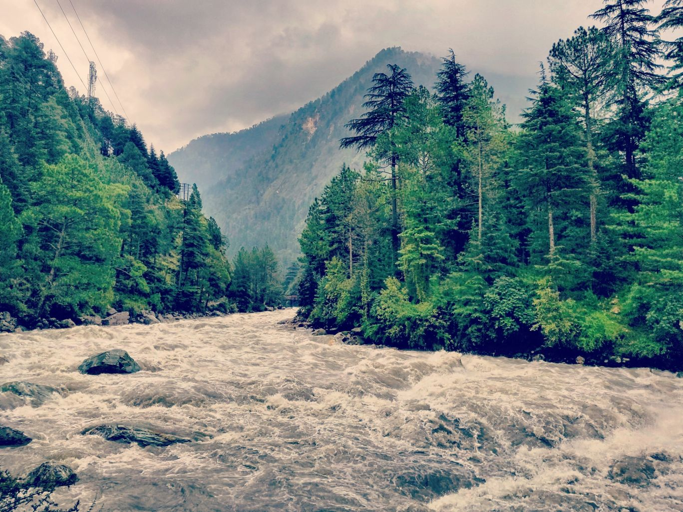Photo of Parvati Valley By Sakshi Chauhan