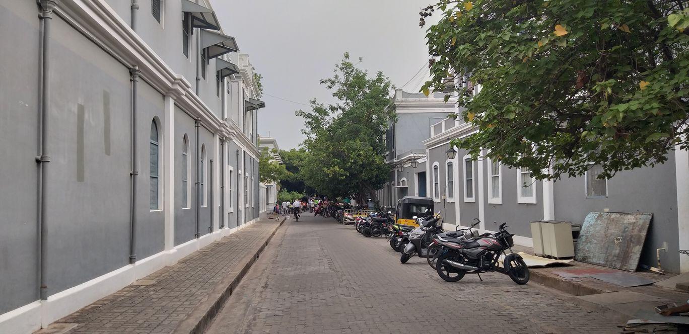 Photo of Pondicherry By Ajay Rao C R