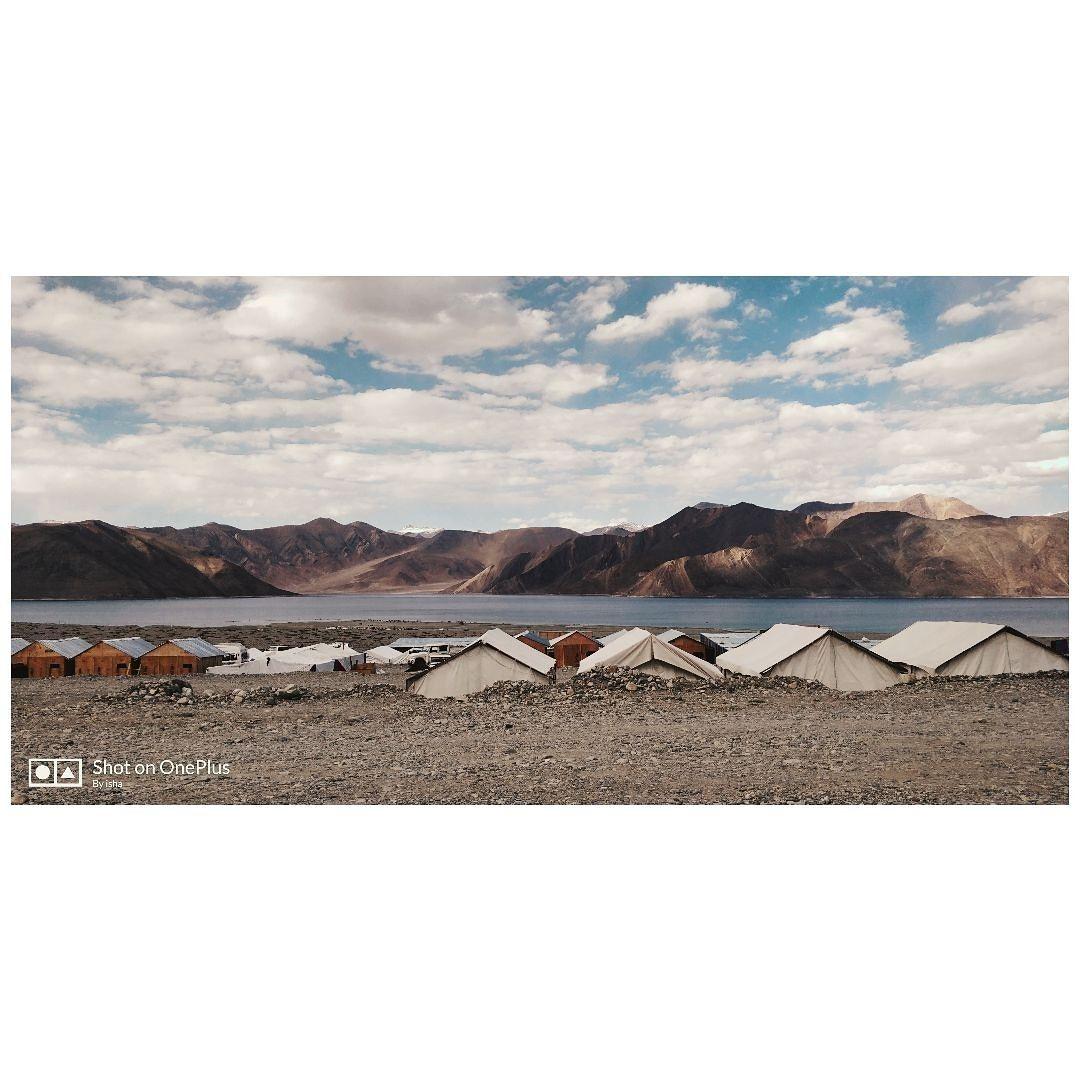 Photo of Pangong Lake By isha sawhney