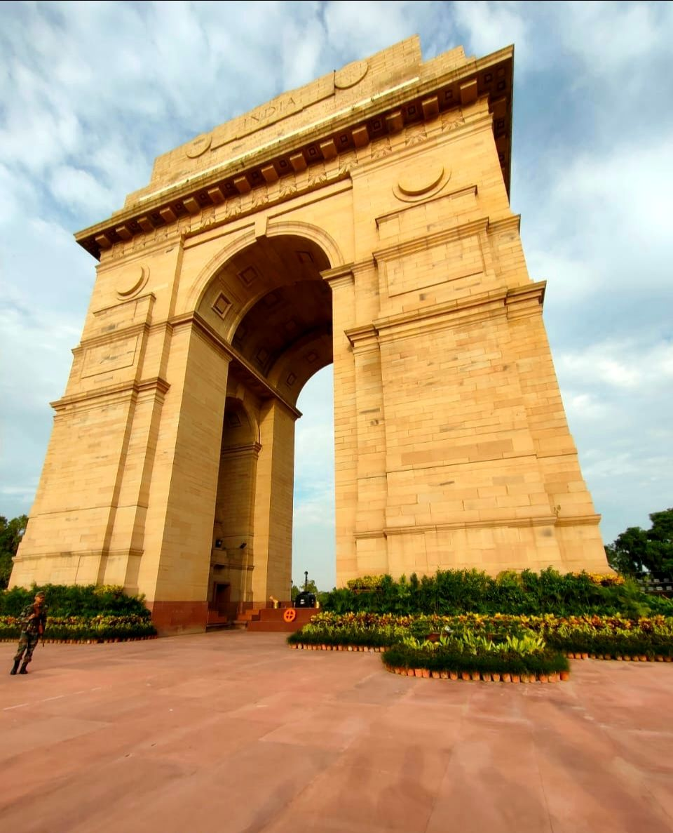 Photo of India Gate By Ashish Srivastava
