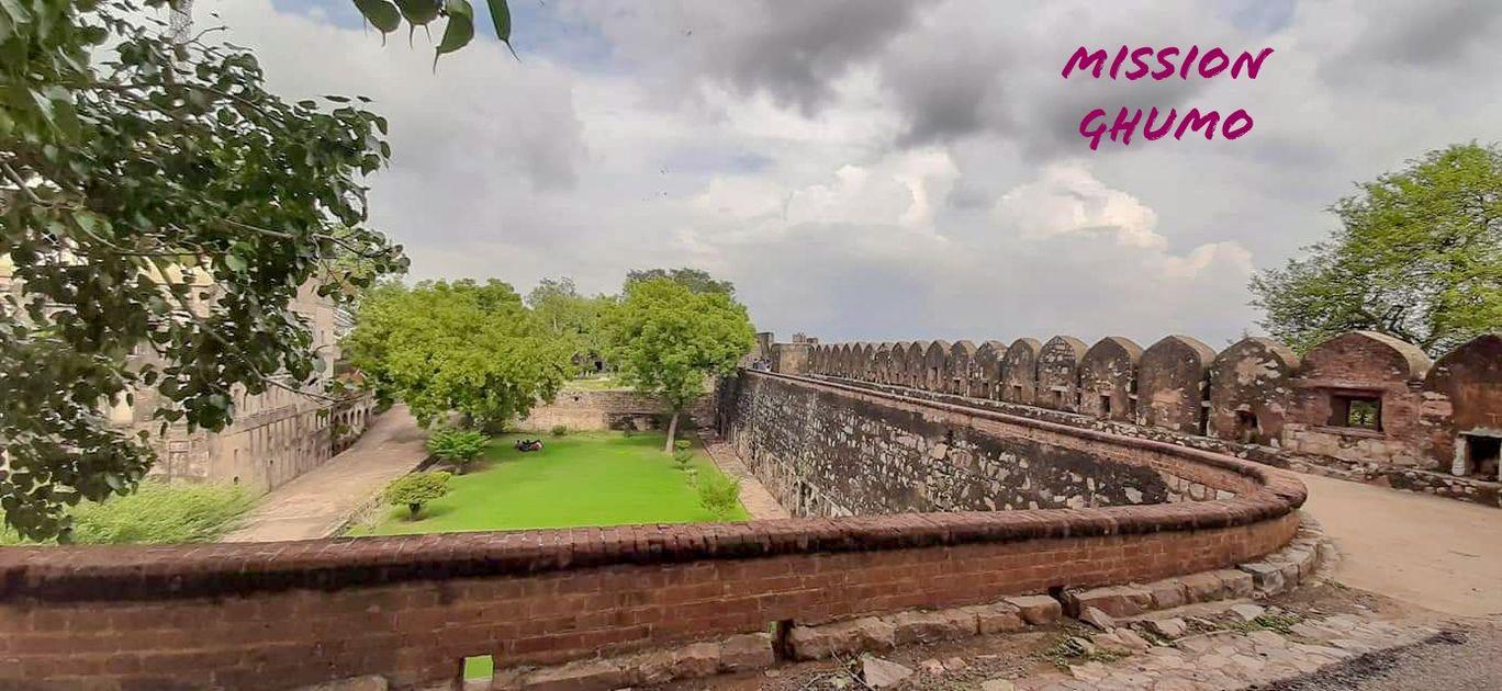 Photo of Jhansi Fort By Ashish Srivastava