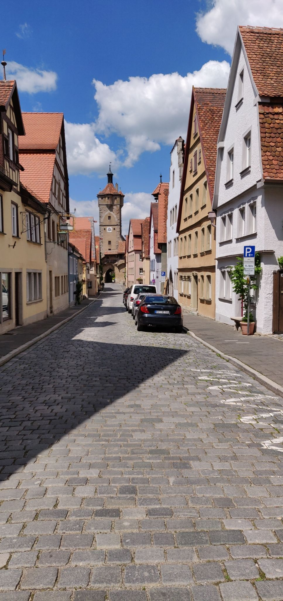 Photo of Rothenburg ob der Tauber By Arabind